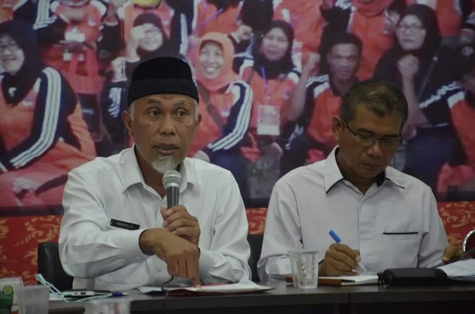Antisipasi Covid-19; Kegiatan Belajar Siswa di Padang Dipindahkan ke Rumah