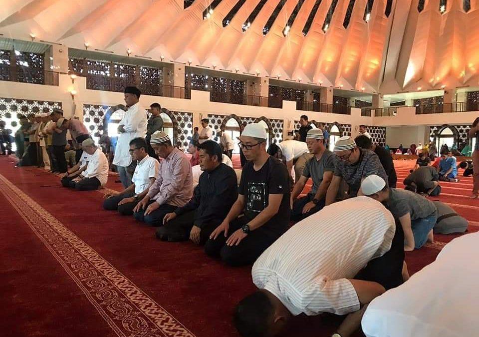 Serial Fikih Ibadah: Shalat Berjama'ah – bag.1