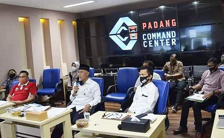 Padang Menuju New Normal