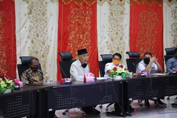 Masa Transisi; Seminggu Kedepan Pemko Padang Sosialisasikan Perwako