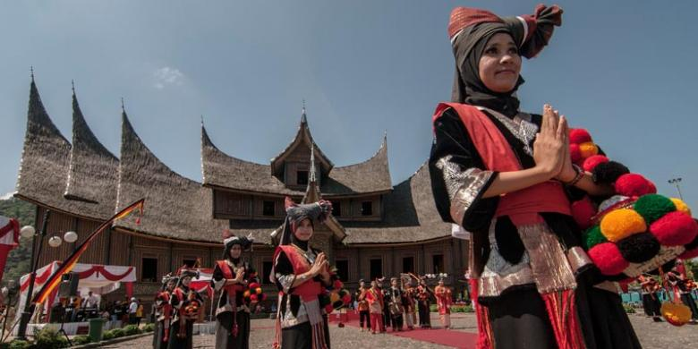 Empat Macam Adat di Minangkabau