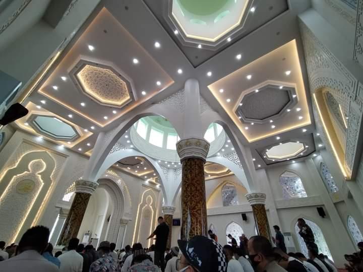 Masjid Al Hakim Bakalan Jadi Salah Satu Venue MTQ Nasional XXVIII