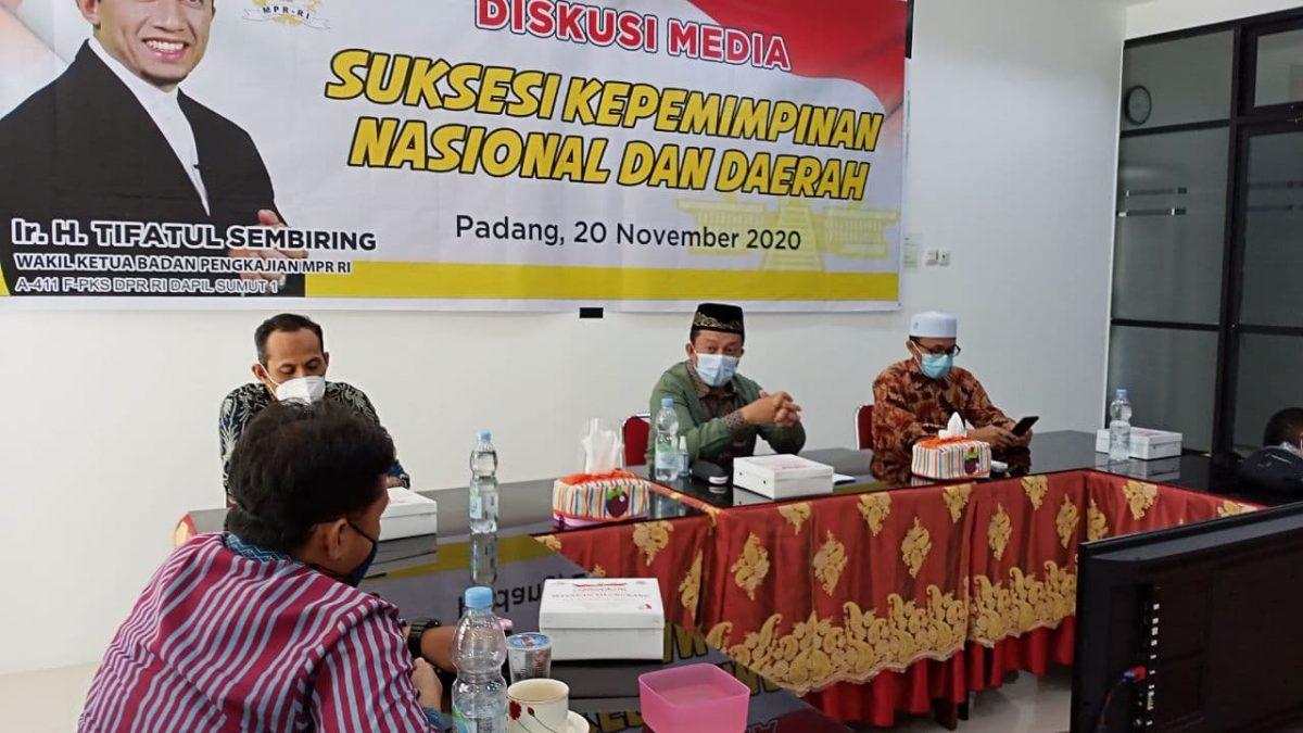 Tifatul Sembiring Ungkap 4 Kriteria Pemimpin untuk Sumatera Barat