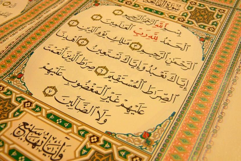 """Inspirasi Al Qur'an- Chapter 2: Ucapkan """"Alhamdulillah"""" di Apapun Kondisinya"""