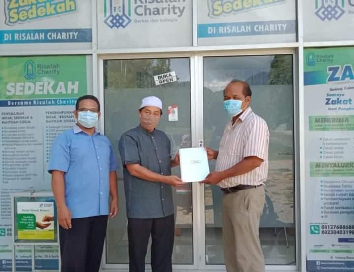Laporan Keuangan LAZ Risalah Charity di Tahun Pertama, Raih Predikat WTP