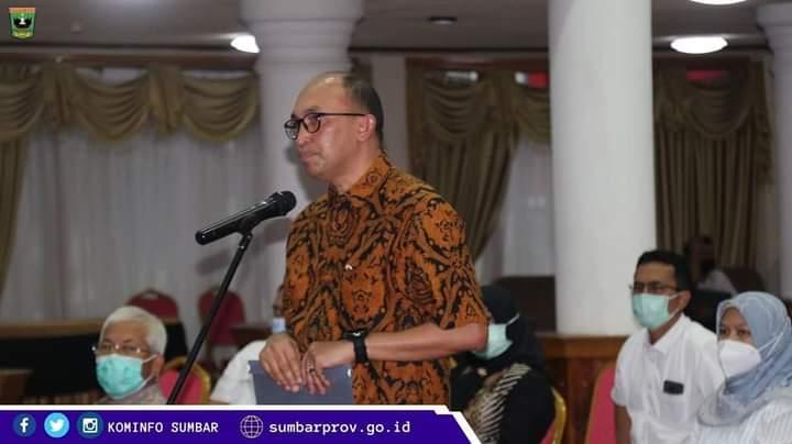 Hutama Karya Bantah Ada Penghentian Pembangunan Tol Padang-Sicincin