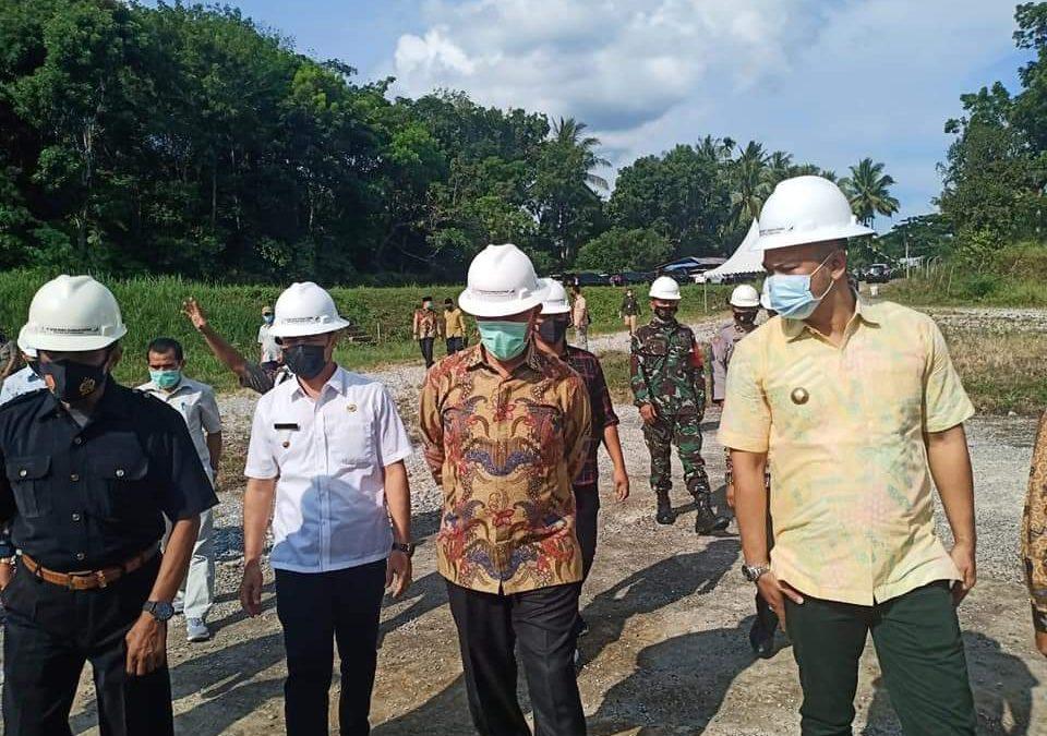 Kunjungi Blok Migas di Sijunjung; Gubernur Mahyeldi: Masyarakat Harus Diuntungkan