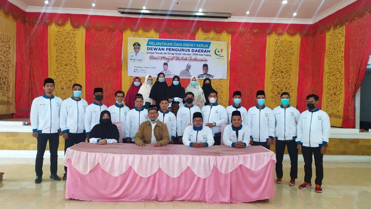 Pandemi Tak Halangi JPRMI Padang untuk Aktif
