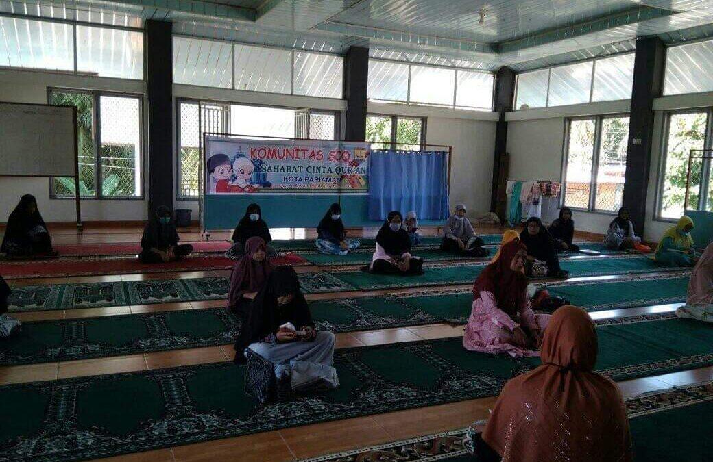 RKI Kota Pariaman luncurkan komunitas Sahabat Cinta Al-Qur'an