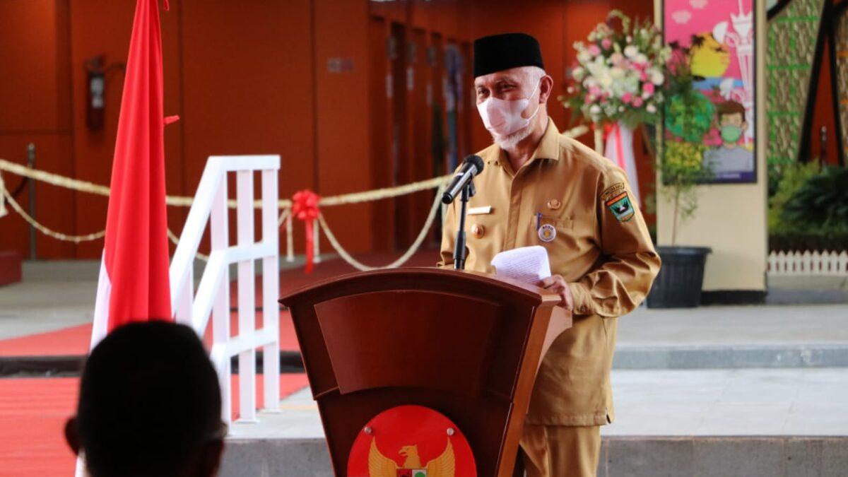 Gubernur Mahyeldi: 7,5 M untuk Pelebaran Jalan BIM – Kota Pariaman