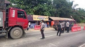 PPKM Darurat Diperpanjang, Penyekatan di Padang Berlanjut Hingga 25 Juli 2021