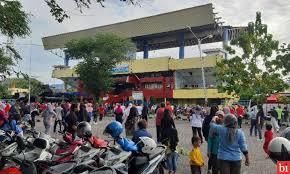Pemprov Sumbar Ambil Alih Pengelolaan GOR Haji Agus Salim Padang