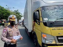 1.499 Kendaraan Ditolak Masuk Padang Selama Empat Hari Penyekatan