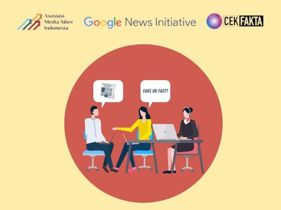 Gelar Pelatihan Literasi Berita di Sumbar, AMSI dan Google News Initiative Ingin Pemahaman Warga tentang Pers Meningkat